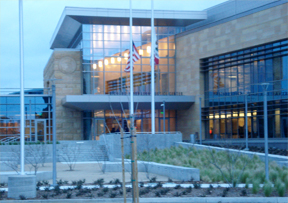 Image of Richard E. Arnason Courthouse